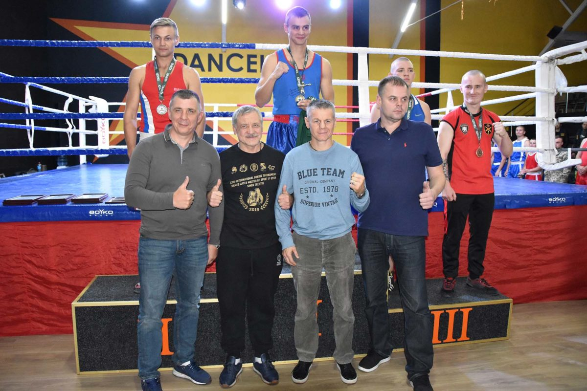Перший тренер Кличків поділився враженнями після армійського чемпіонату