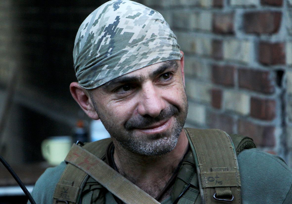 Ізраїльтянин із 2014-го воює за незалежність України