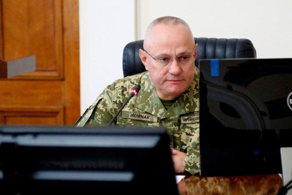 Понад мільйон гривень становить призовий фонд конкурсу на найкращий однотипний підрозділ ЗС України