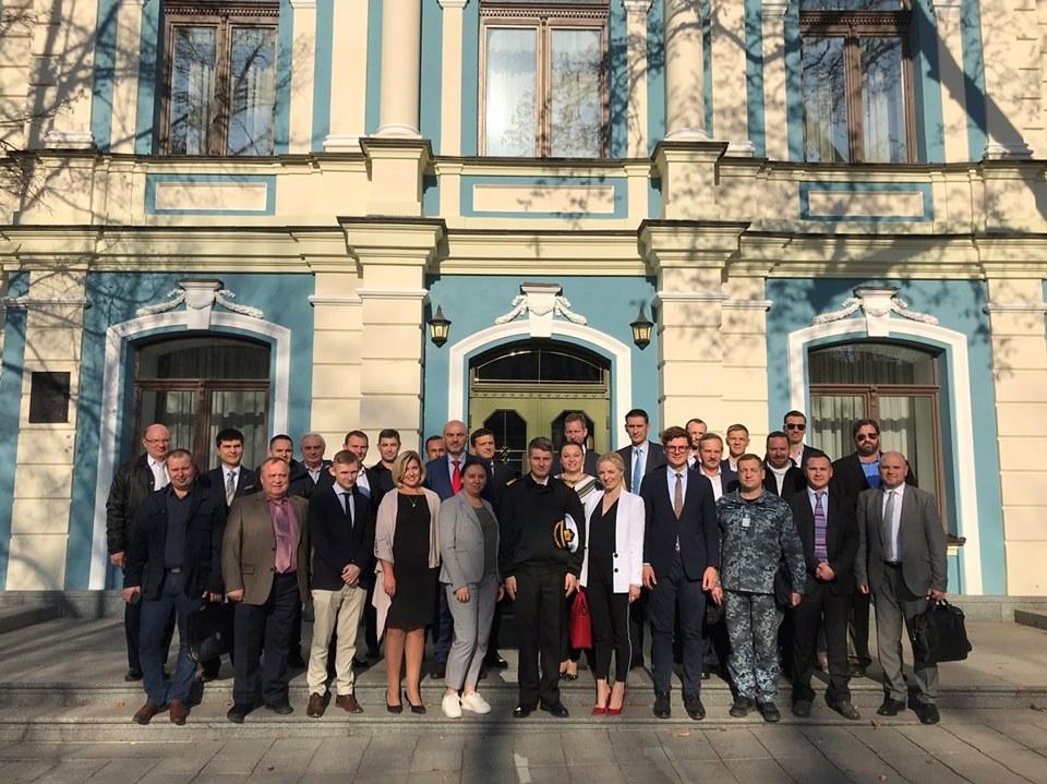 У Києві відбулася перша Конференція з планування спільних з НАТО командно-штабних навчань «Непорушна стійкість — 2020»