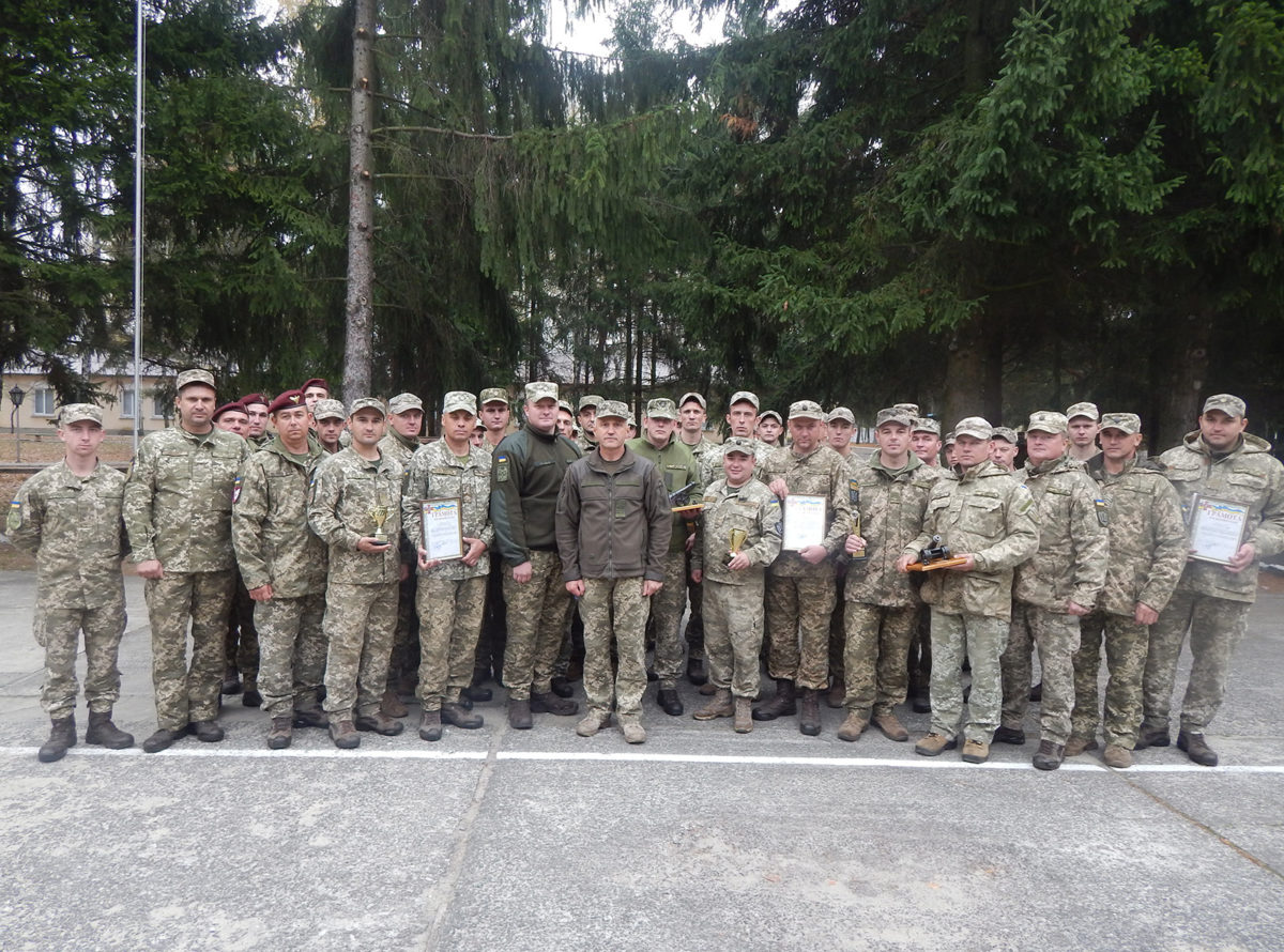 Кращі військові ремонтники служать на Рівненщині