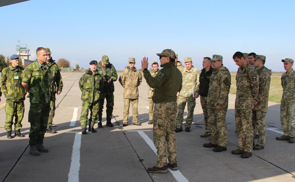 Повітряні Сили готуються до оцінки НАТО другого рівня