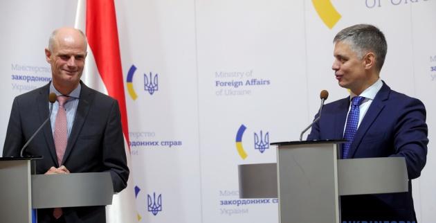 Розслідування щодо MH17 є пріоритетом для України і Нідерландів — глави МЗС