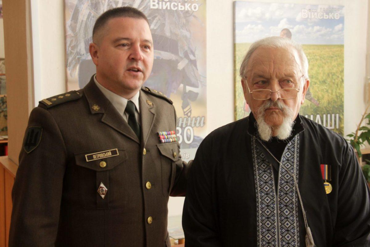 Курсанти-зв'язківці ознайомилися з історією воїнів УПА