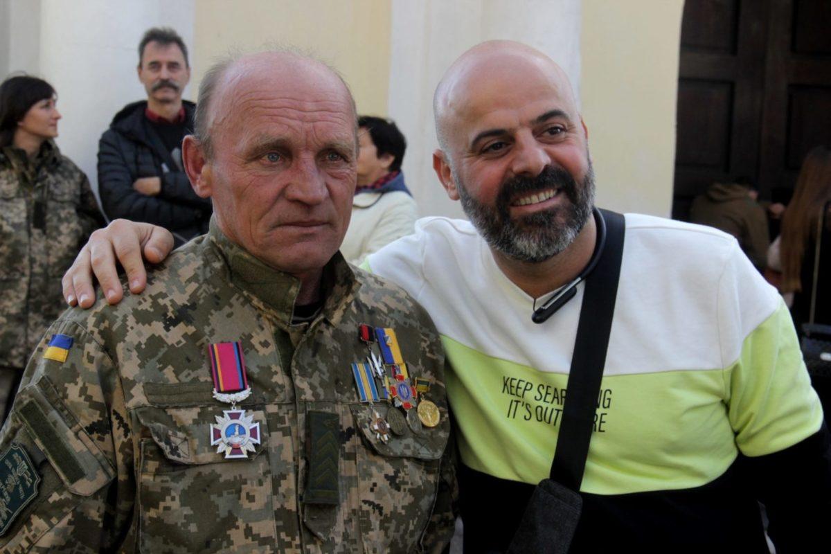 Зустріч із Народними Героями України