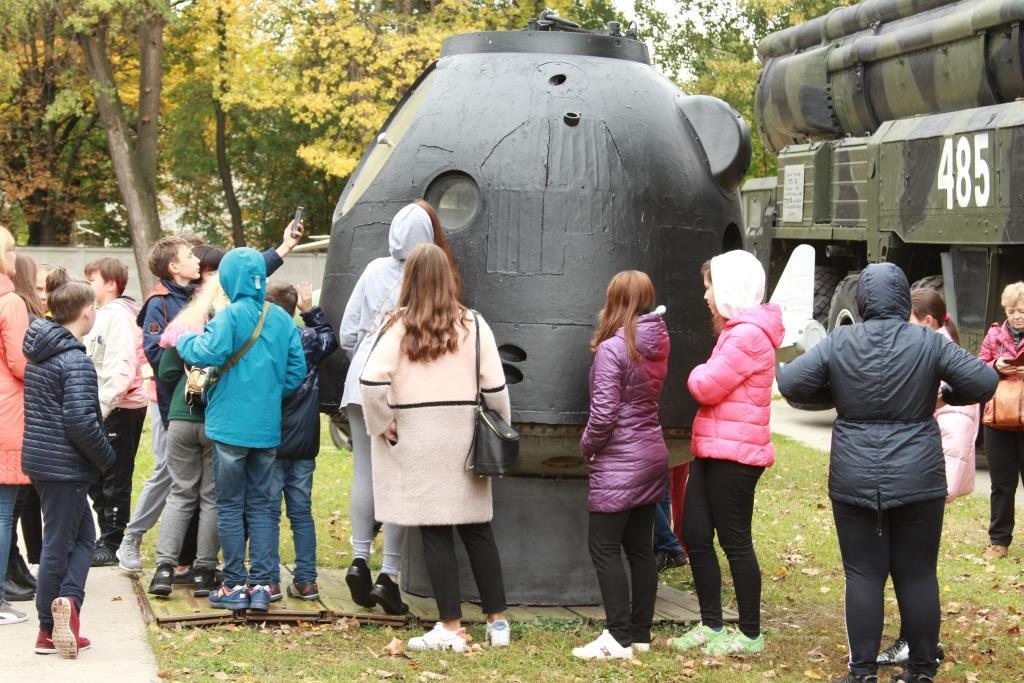 1200 предметів становить основний фонд Музею Повітряних Сил у Вінниці