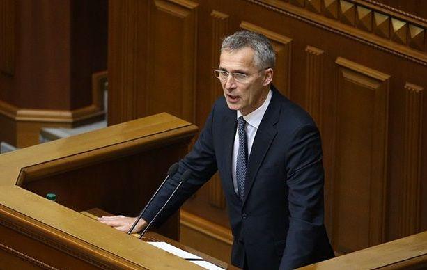 Закликаю Росію вивести війська з України, – Генсек НАТО