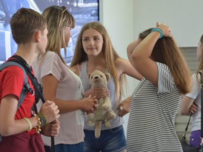 Діти учасників АТО/ООС мають змогу навчатися у Литві