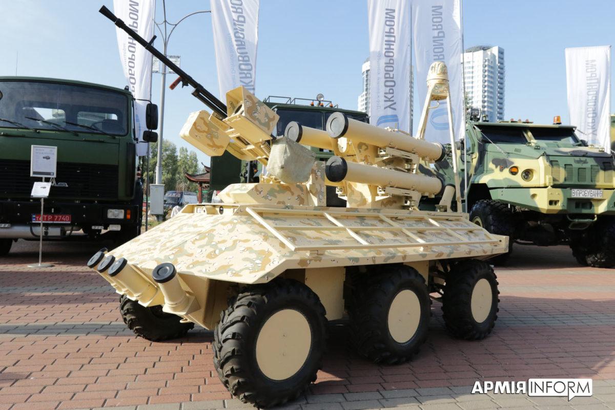 «Зброя та безпека – 2019»: Україна все певніше заявляє про себе на міжнародному ринку озброєнь