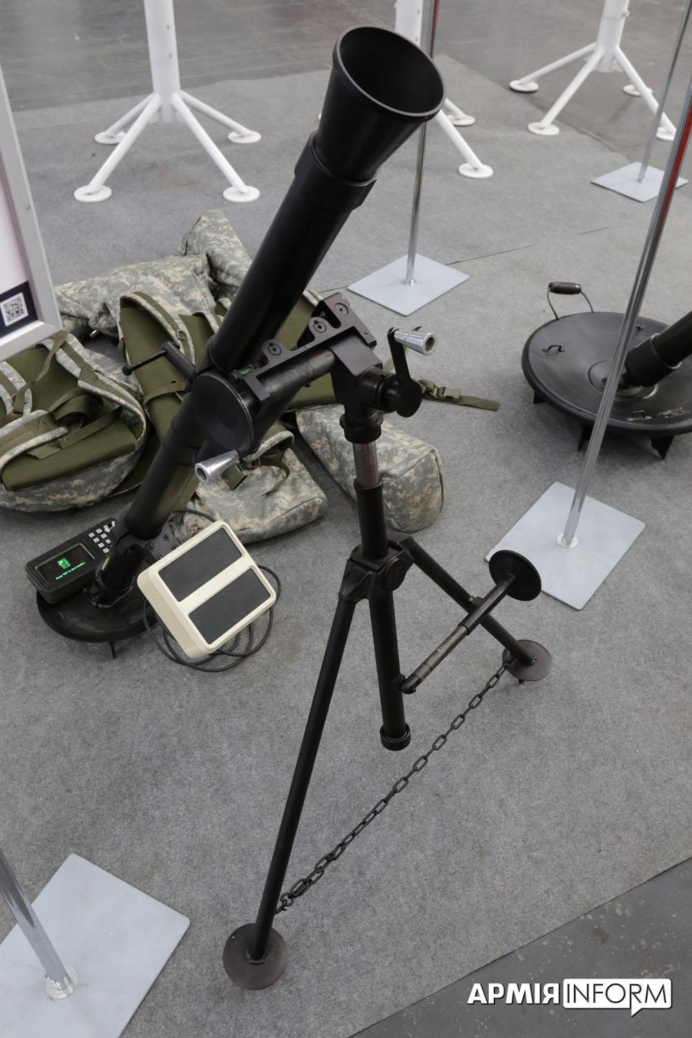 Фоторепортаж. Виставка «Зброя і безпека — 2019»