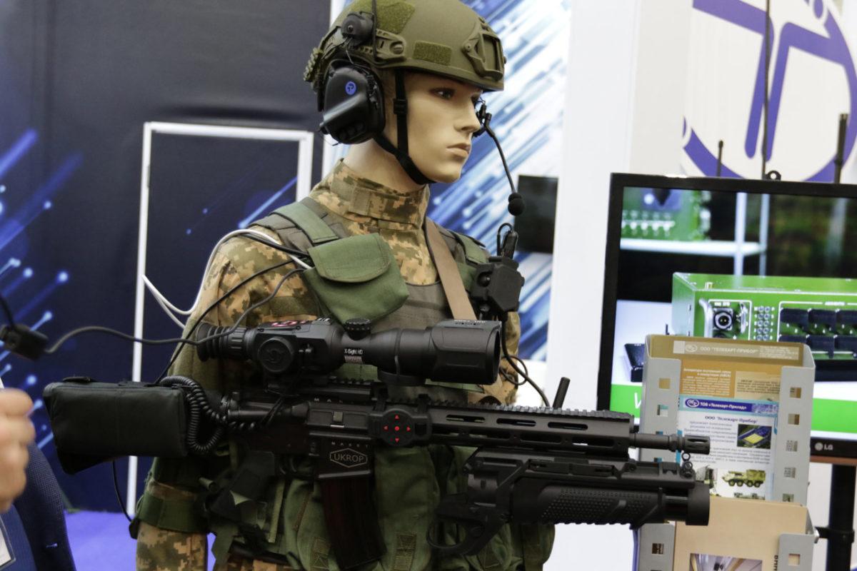 «Солдат майбутнього» воюватиме в окулярах доповненої реальності
