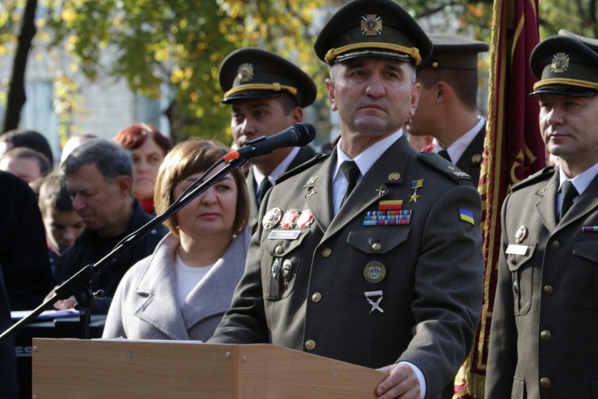 Богунівці промовили Клятву ліцеїста