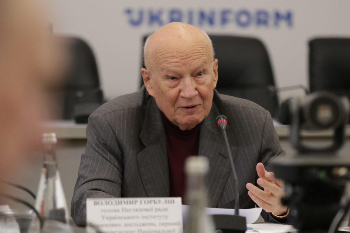 Володимир Горбулін: «Нам є, чим мінятися із США»