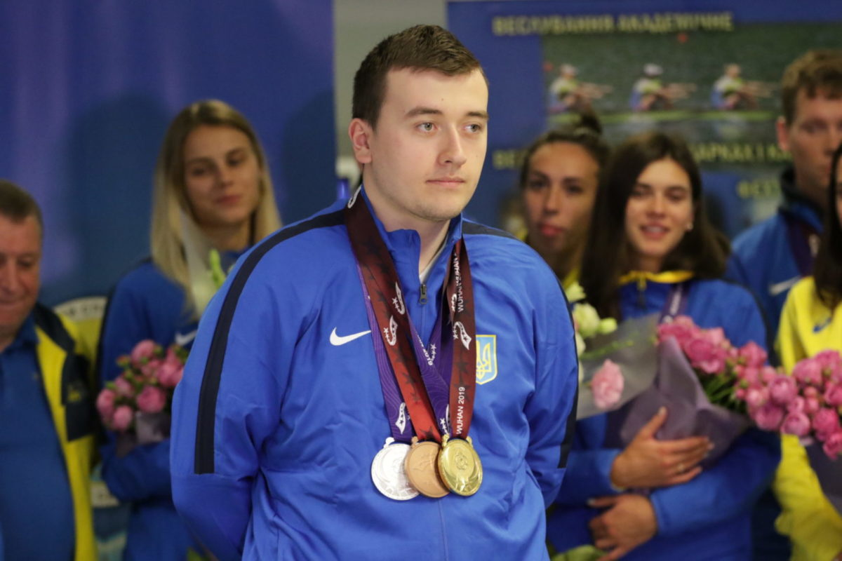 Українська збірна повернулася додому з 7-х Всесвітніх ігор серед військовослужбовців