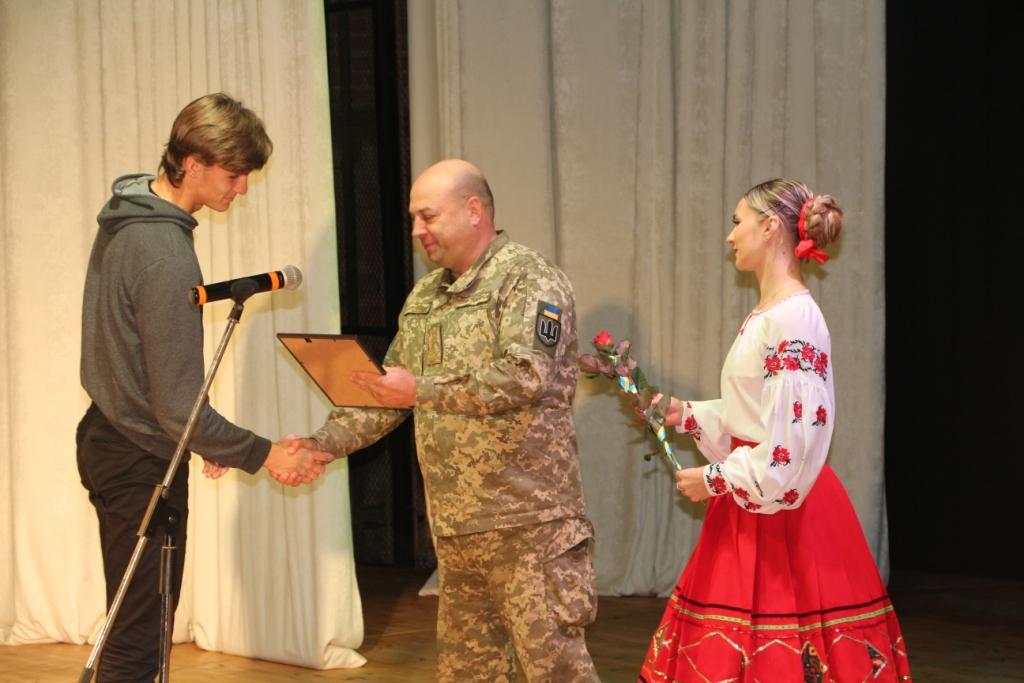 У Чернігові привітали зі святом військових випробувачів