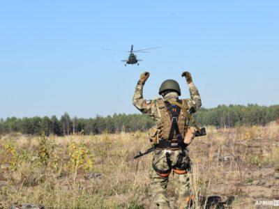 Як тренуються українські авіанавідники