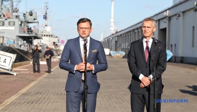 Безпекові виклики у Чорному морі — загроза всьому регіону, – Кулеба