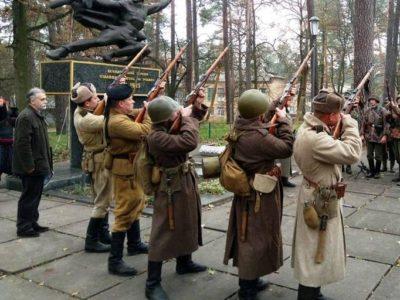 Фестиваль реконструкторів військових подій часів Другої світової війни відбудеться у Ворзелі
