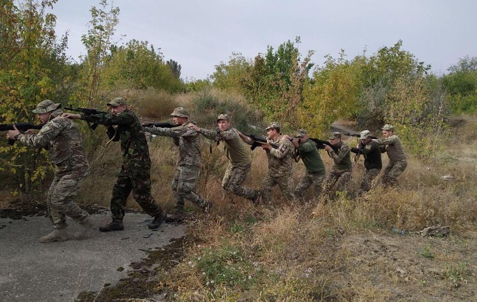 Уперше сержантів тестували за новою програмою, розробленою за стандартами НАТО