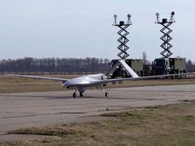 Безпілотники «Bayraktar TB2» стануть на озброєння Повітряних Сил