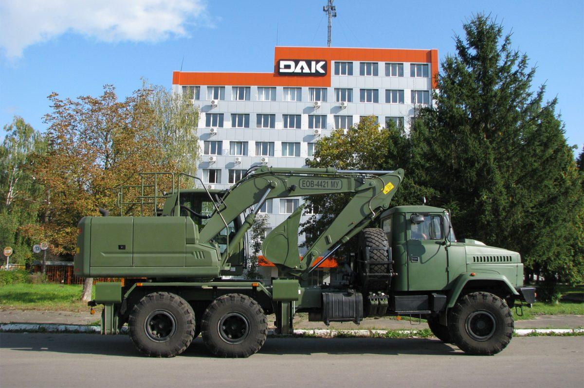 Нова вітчизняна спецтехніка прийнята на озброєння
