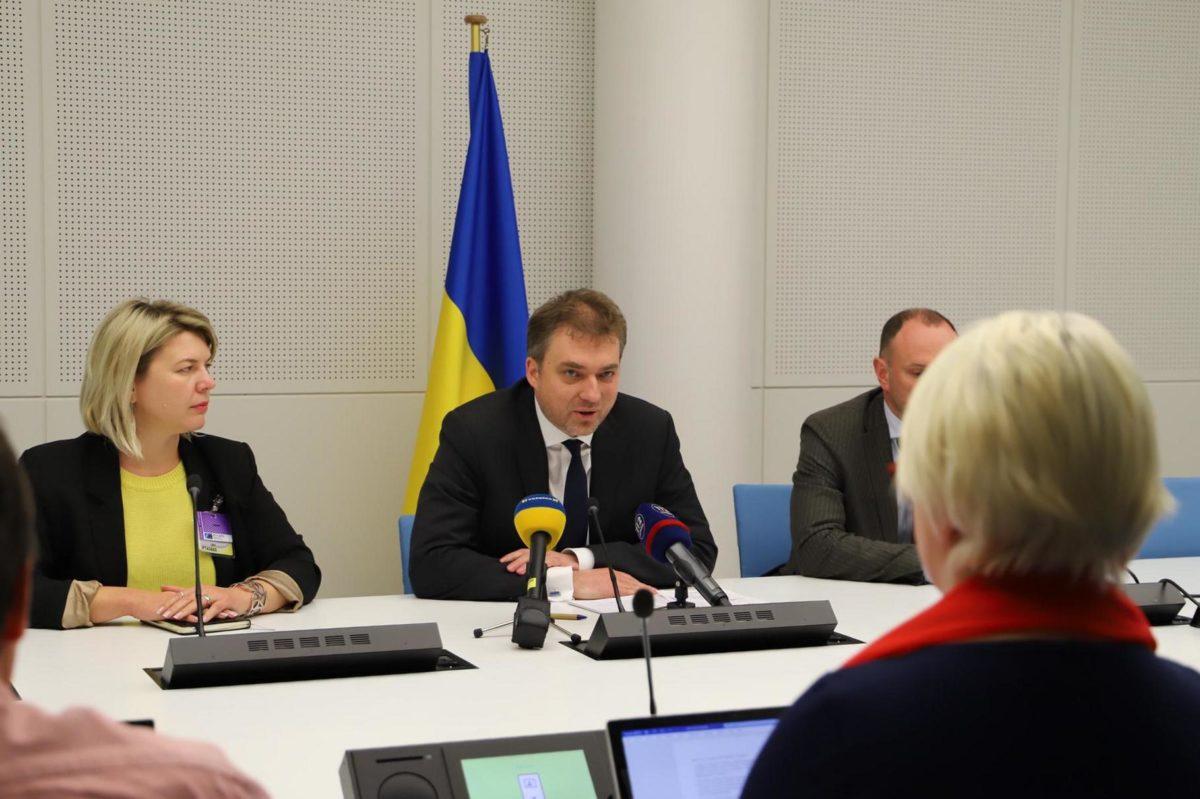 Міністр оборони України Андрій Загороднюк назвав пріоритети нового формату відносин з НАТО