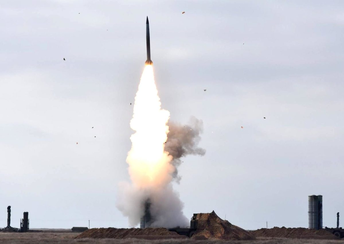 На Херсонщині проведуть тактичні навчання зенітних ракетних комплексів із бойовою стрільбою