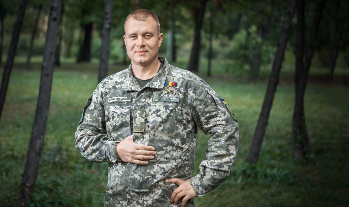 Прославлений танкіст «Адам» – Герой України