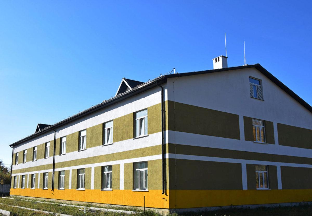 На Житомирщині збудували два гуртожитки нового зразка для військовослужбовців