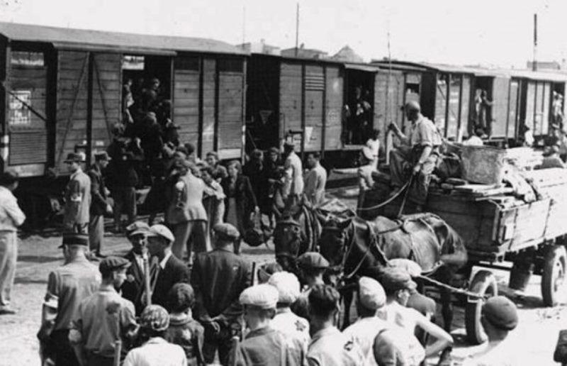 Операція «Захід» – наймасовіша депортація українців на чужину