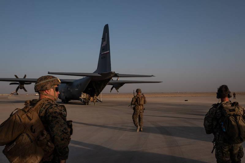 США припиняють ротацію військових у Афганістані