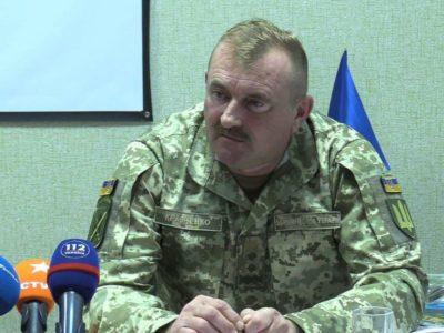 Брифінг Командувача Об'єднаних сил: основне про початок розведення військ