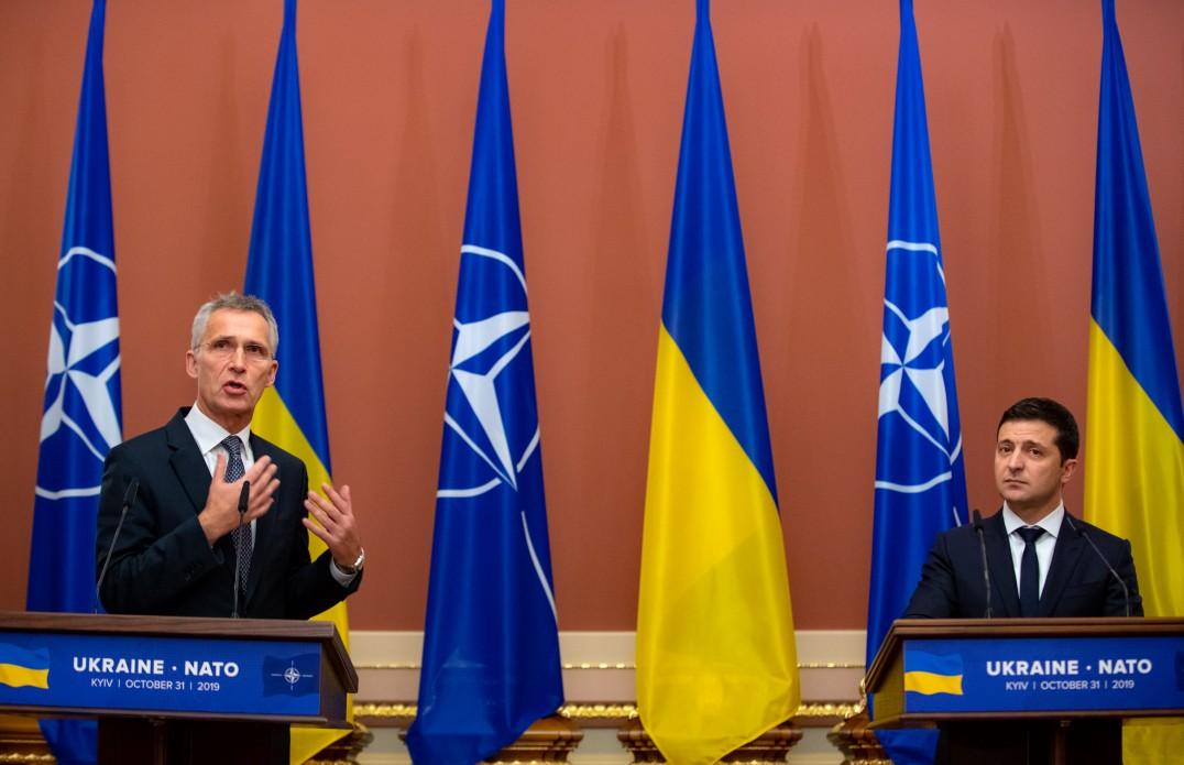 НАТО надасть Україні понад 40 млн євро на оборону та реабілітацію військових, – Столтенберг