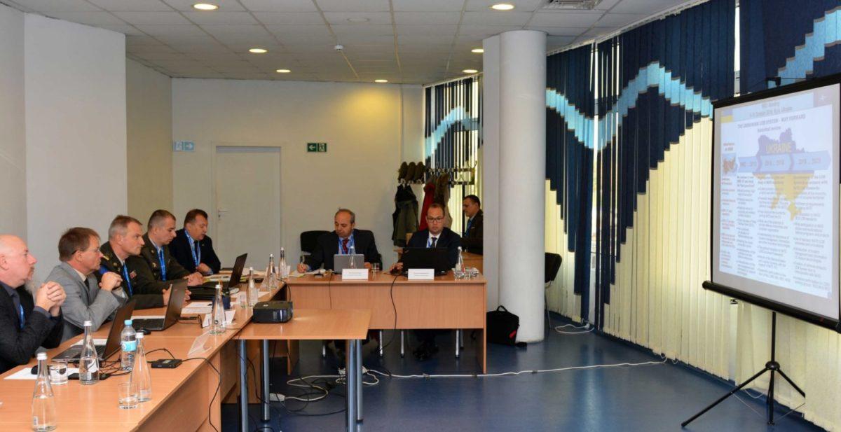 За підтримки Міністерства оборони України в Міжнародному виставковому центрі відбулося засідання Робочої групи з програмних процесів НАТО