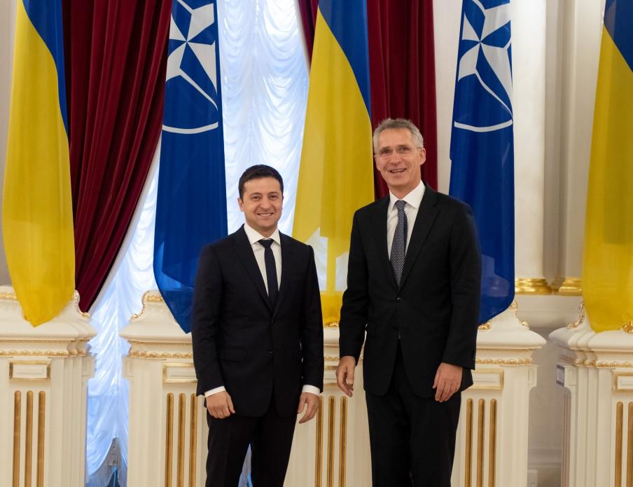 «Реформи необхідні Україні на шляху до членства в НАТО» ‒ Столтенберг