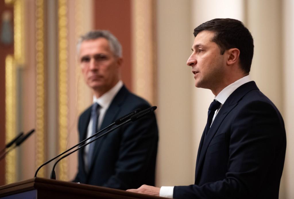 Україна та НАТО продовжать спільне зміцнення безпеки і стабільності у Чорноморському регіоні – Президент
