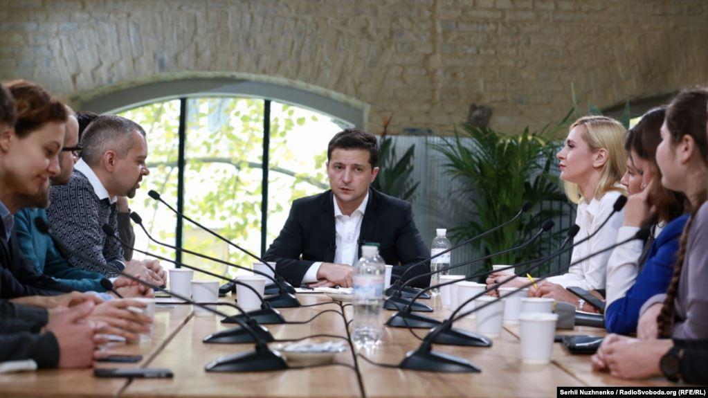 Зеленський: готовий на прямі переговори з Путіним для обміну