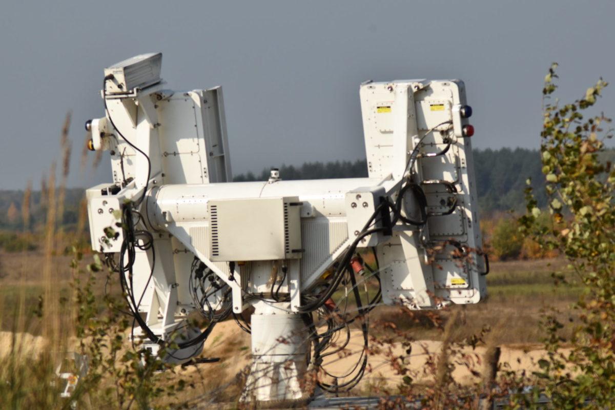 Випробування комплексу «Бар'єр-В» на Мі-8