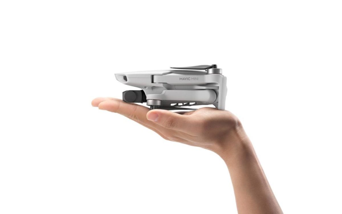 У США презентують найменший дрон вагою 249 грамів