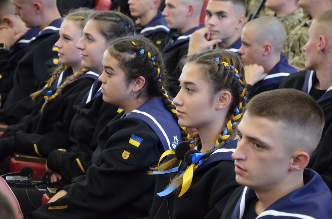 Генсек НАТО відвідав флотський виш