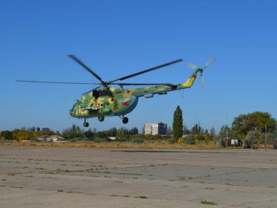 Модернізований Мі-8МСБ-В відправили на пошук та евакуацію постраждалих