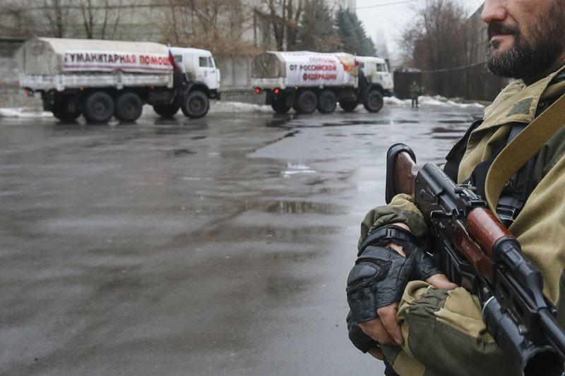 Росія поставляє на Донбас власні гранатомети