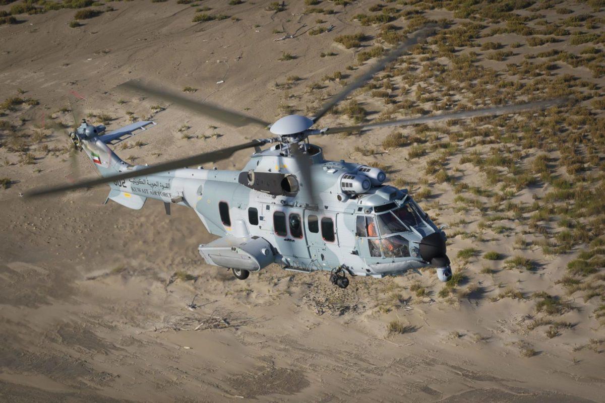 Розпочато випробування гелікоптерів для армії Кувейту
