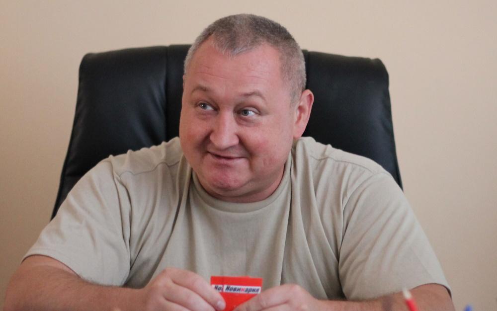 «Я бачу світло крізь бетон!» Велике інтерв'ю з генералом-реформатором Дмитром Марченком