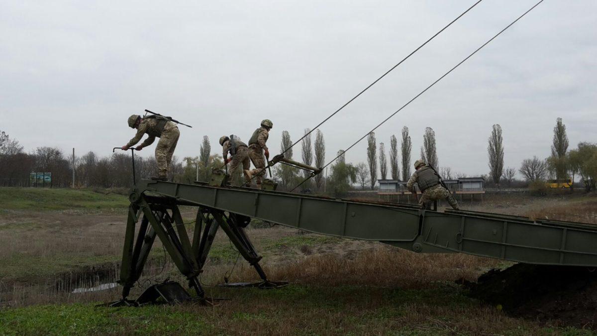 На Хмельниччині розпочалися змагання на кращий інженерний взвод Збройних Сил України