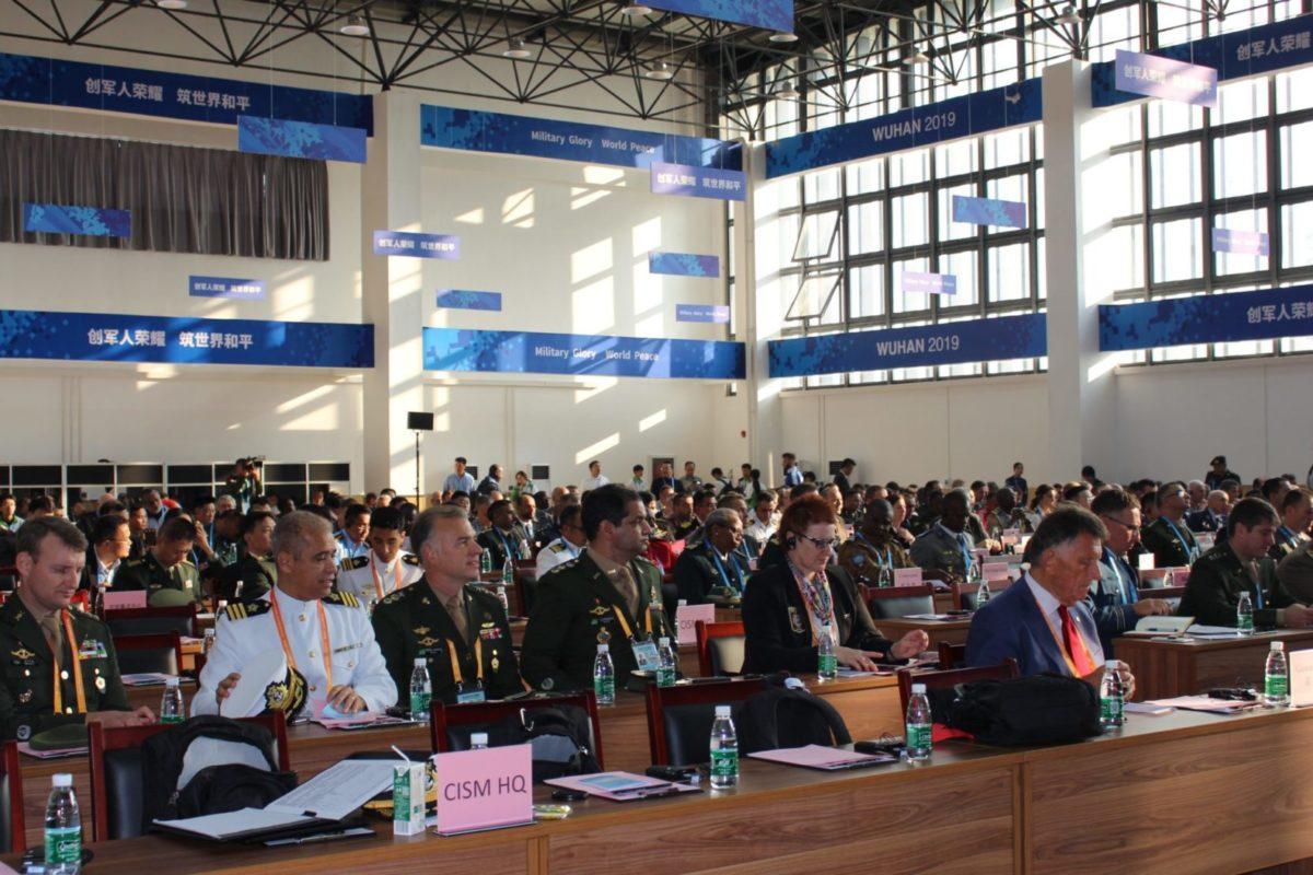 У Всесвітніх армійських іграх у Китаї візьмуть участь  10 тисяч військовослужбовців із 110 країн світу