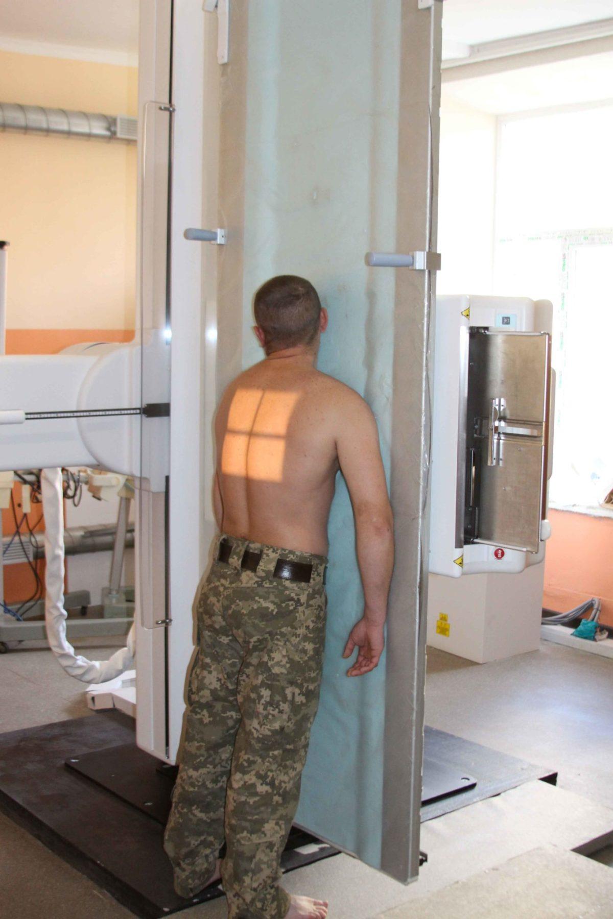 Маючи лише 200 ліжок, житомирський госпіталь щороку лікує на стаціонарі понад 7 тисяч хворих