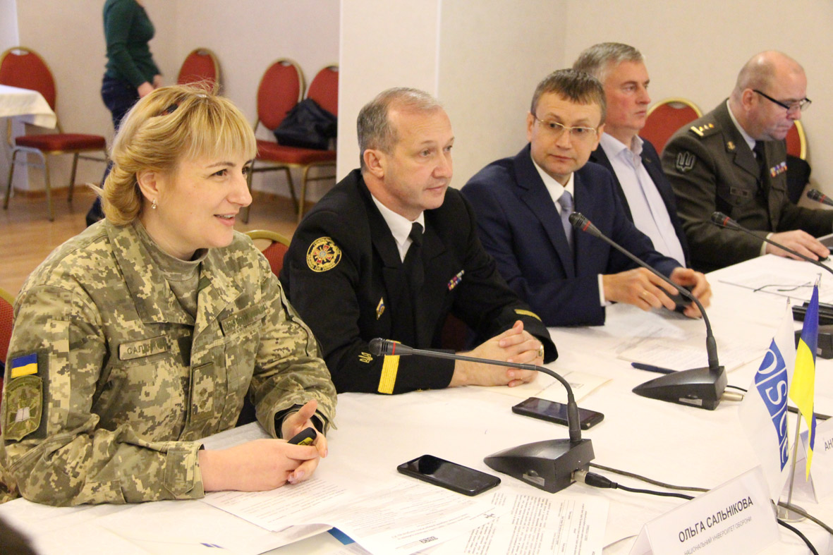 У Львові розпочав роботу регіональний семінар ОБСЄ з прав і свобод військовослужбовців