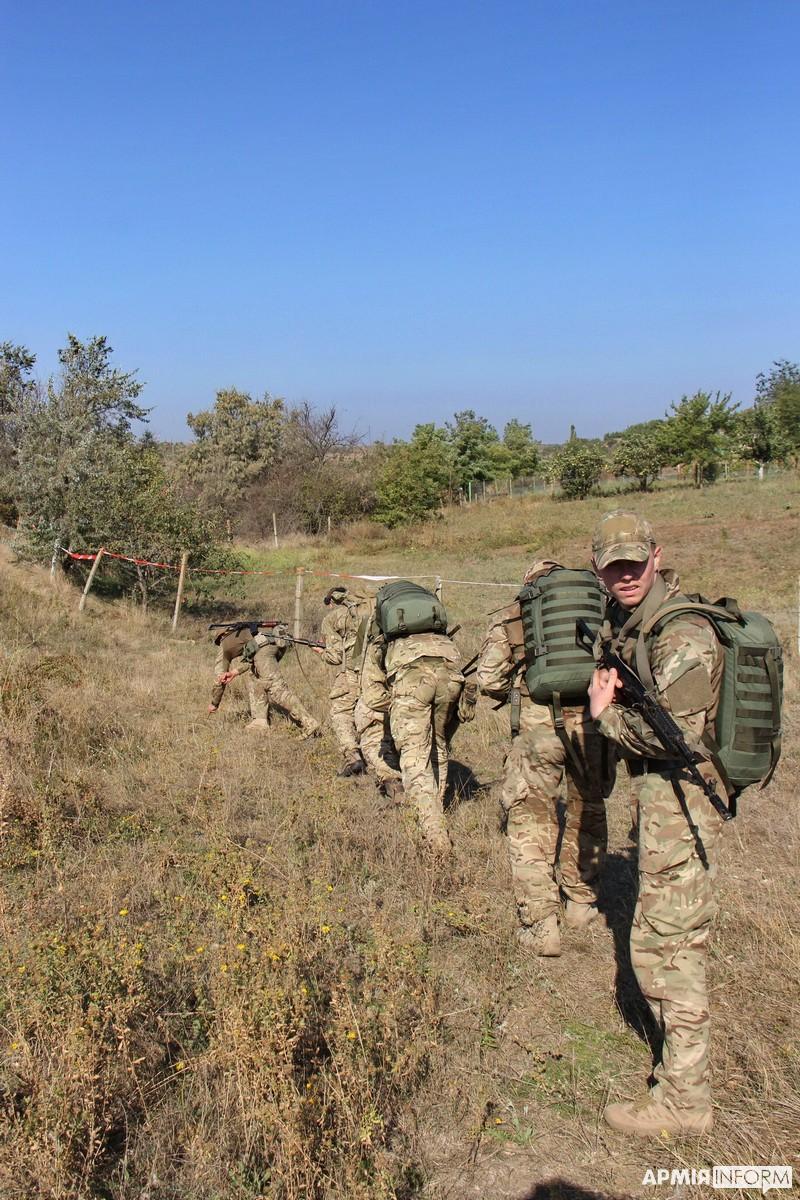 Поблизу Одеси у протиборстві зійшлися спецпризначенці з усієї країни