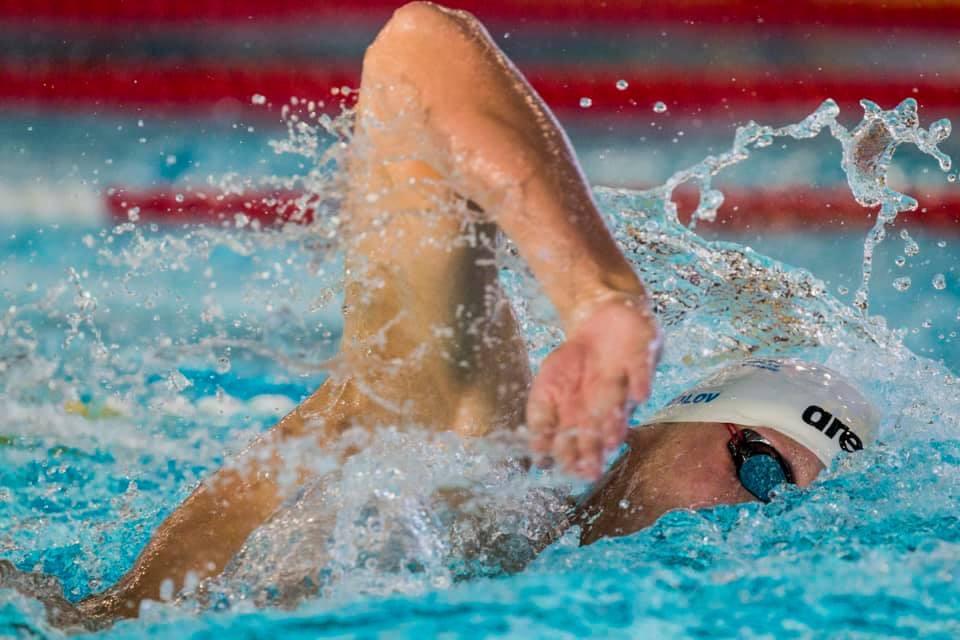 Армійський плавець здобув «срібло» 7-х Всесвітніх Ігор серед військовослужбовців